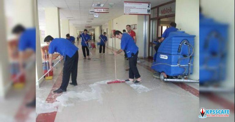 İŞKUR temizlik personeli alıyor! İşte başvuru şartları ve alım yapılacak iller