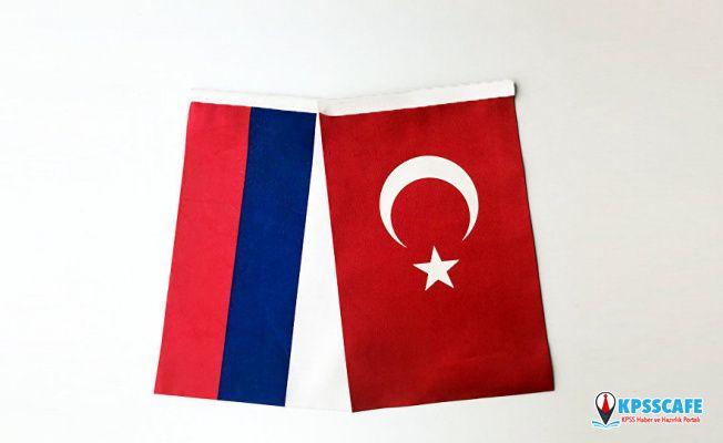 'St. Petersburg-Türkiye Forumu'nun ilki 2020'de yapılacak'