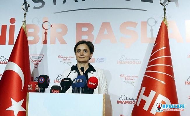Ekrem İmamoğlu'nun kampanya direktörüne Canan Kaftancıoğlu'ndan tepki!