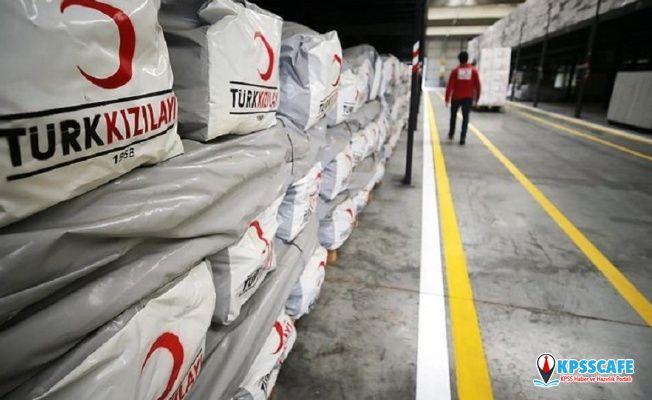 Türkiye'den 'Suriye'deki sivil halka' 100 bin ton un hibesi: Maliyetini Hazine karşılayacak