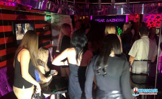 Ankara'da hesabı beğenmeyen 5 kişi pavyona molotof kokteyli attı