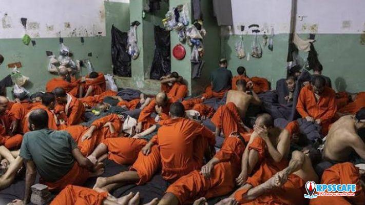 Uyuyan hücre alarmı: ''Tutuklu IŞİD'liler Türkiye için tehdit oluştuyor''