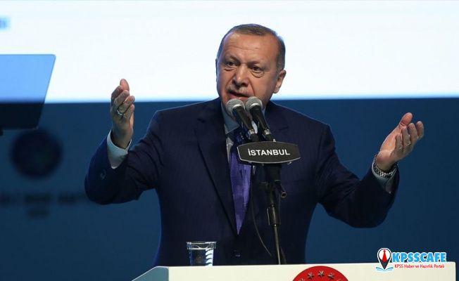 Cumhurbaşkanı Erdoğan: 'Suriyeliler gitsin' diyenlere eyvallah edemeyiz!