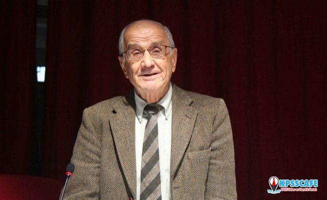 Anayasa Profesörü Mümtaz Soysal hayatını kaybetti