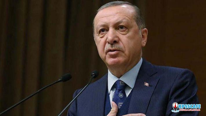 Cumhurbaşkanı Erdoğan'a yeni danışman!