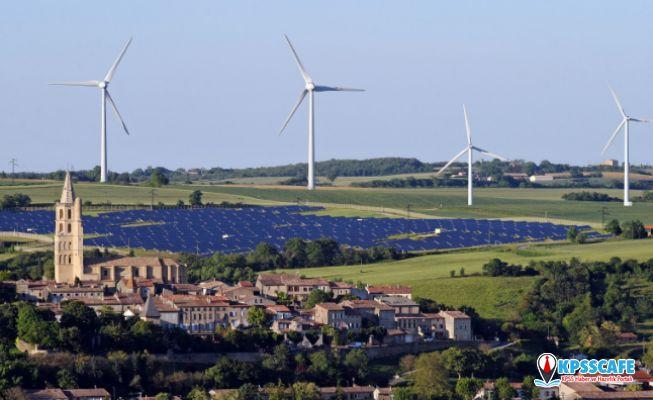 Yenilenebilir enerjinin gelişimi Destekleyici politikalara bağlı