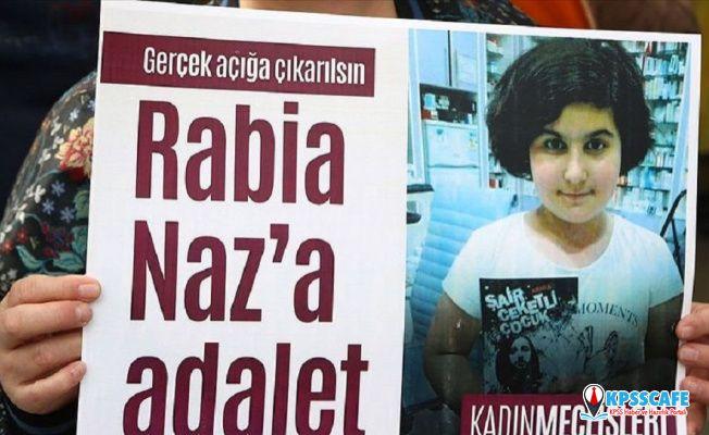 Rabia Naz soruşturmasında görgü tanığı 1 yıl sonra ifade değiştirdi