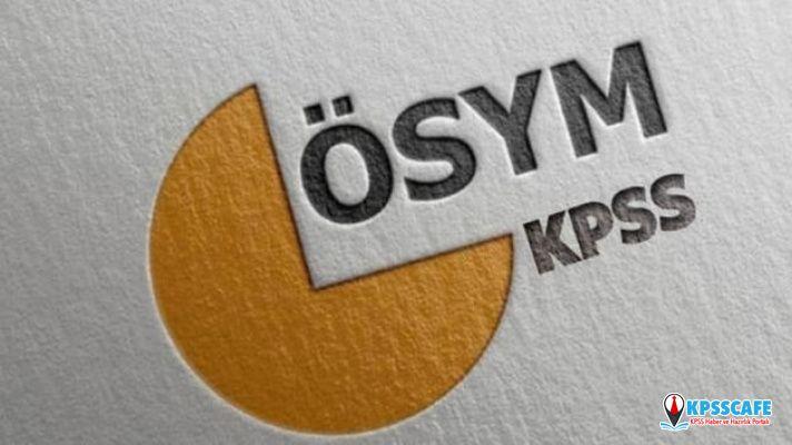 KPSS Merkezi Atama ve Yerleştirme Tarihleri Ne Zaman? 2019 ÖSYM Sınav Takvimi