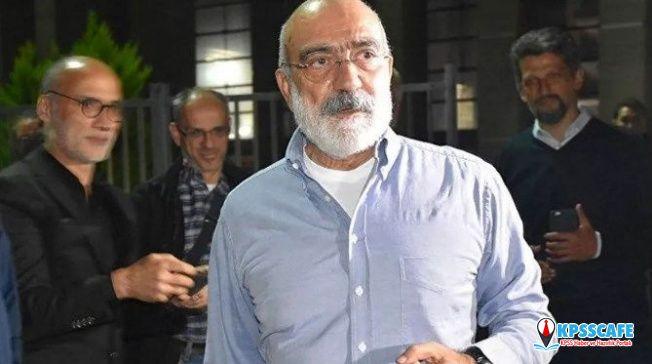 Ahmet Altan yeniden tutuklandı!