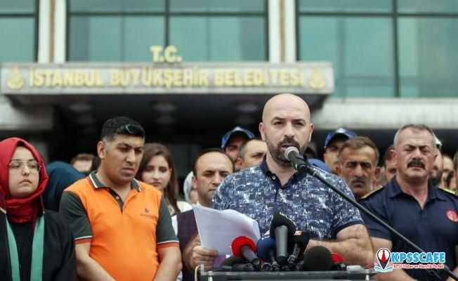 Ekrem İmamoğlu'nu kınayan bildiri okumuştu: Kazanasmaz'ın yeni görevi belli oldu
