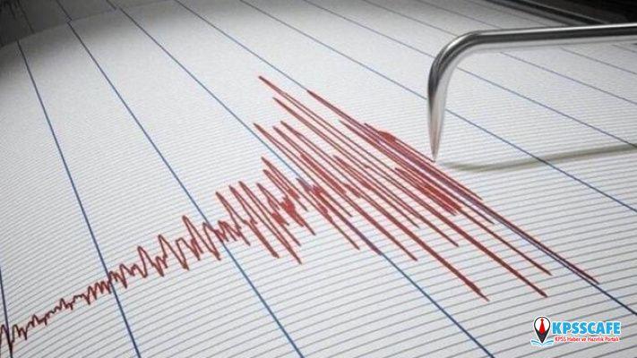 Bursa'da korkutan deprem! Gece yarısı sallandı...