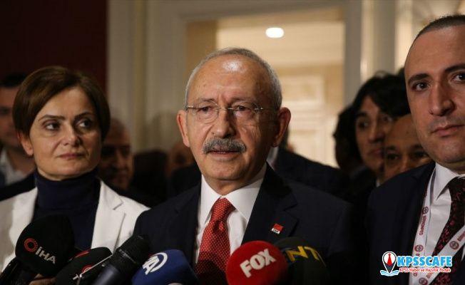 Kemal Kılıçdaroğlu: Seçimi kaybetme noktasına gelmesi tabii Erdoğan'ın başarısızlığını gösteriyor