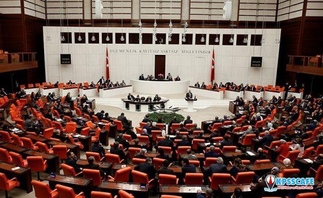 'Meclis bütçesinden yurt dışı ziyaretine 6 milyon TL harcandı'