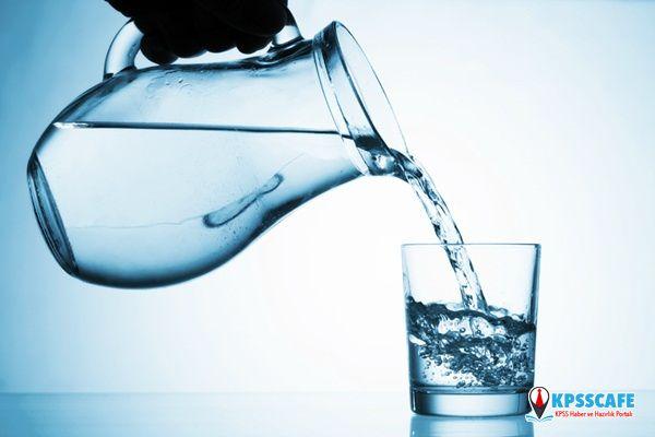 Düzenli su tüketimi hayati önem taşıyor!