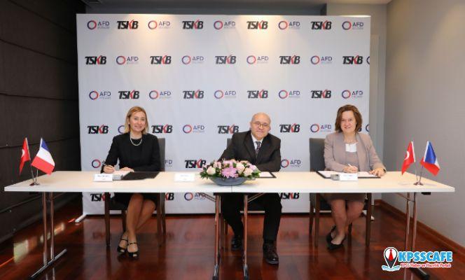 TSKB'ye Cinsiyet Eşitliği ve Kadın İstihdamına Destek İçin AFD'den 85 Milyon Euro Kredi!