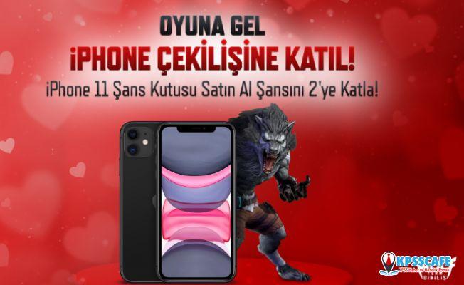 Wolfteam, iPhone 11 kazandırıyor!