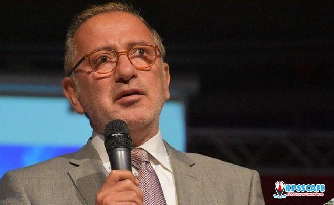 Fatih Altaylı'dan Kemal Öztürk'e: Cesur ol da millet attığın pisliğin altında kalmasın, açıkla sana manşet soranları