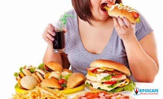 Türkiye Obezitede Avrupa Şampiyonu Oldu