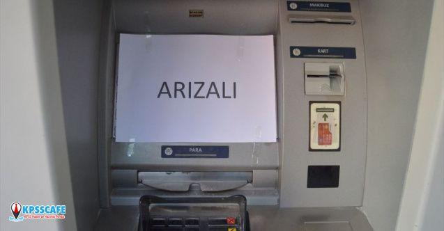 ATM'lere zarar verdi, cezaevine girmek için yaptığını söyledi
