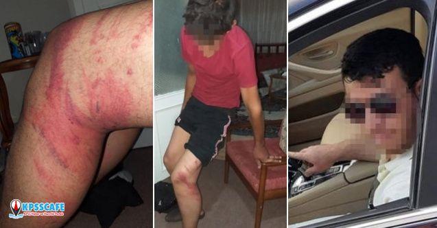 Triger kayışıyla dövmüştü! Mahkemeden ''ağlatan'' karar