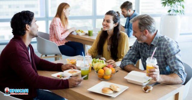 Doğru Beslenme İle İş Hayatında Başarılı Olmanın Sırları