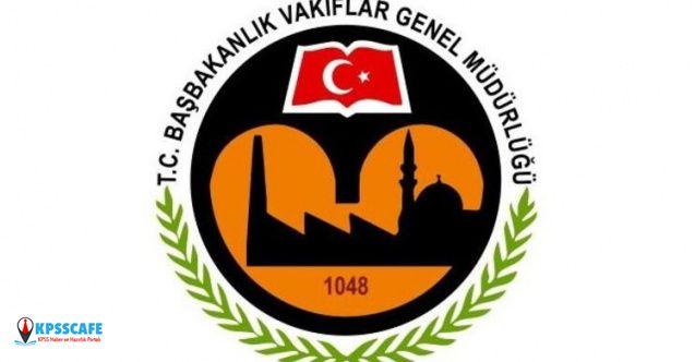 VGM (Vakıflar Genel Müdürlüğü) burs sonuçları açıklandı - Burs başvuru sonucu görüntüleme