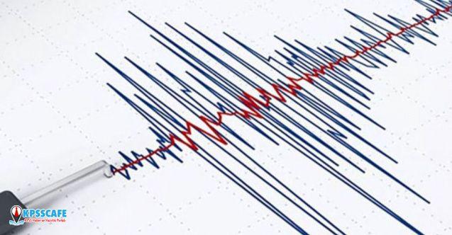 Arnavutluk'ta 5.3 büyüklüğünde korkutan deprem!
