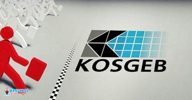 KOSGEB 50 Bin Lira Yeni Destek Programı Başlatıyor