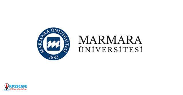 Marmara Üniversitesi Sözleşmeli Bilişim Personeli Alıyor! İşte Başvuru Şartları...