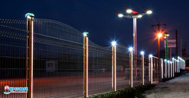 Dünyanın İlk ve Tek Güneş Enerjili Çit Sistemine Türk İmzası!