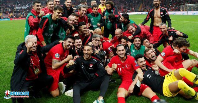 Türkiye, FIFA dünya sıralamasında 29.'luğa yükseldi!