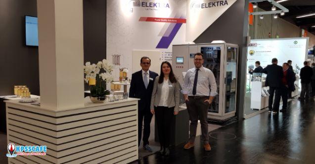 Elektra Elektronik SPS Fuarı'nda İleri Teknoloji Ürünlerini Sergiledi!