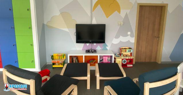 Sarıyer Hamidiye Etfal Eğitim ve Araştırma Hastanesi KAÇUV ile Oyun Odasına Kavuştu!