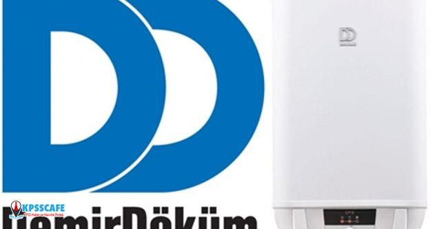 DemirDöküm 65 yıllık başarı hikayesini gençlerle paylaştı!