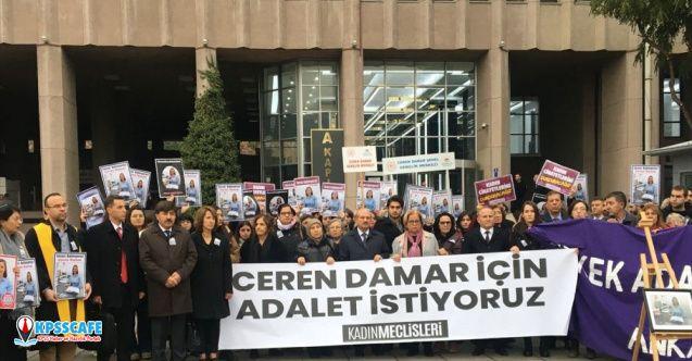 Akademisyen Ceren Damar cinayetinde ağırlaştırılmış müebbet talebi!