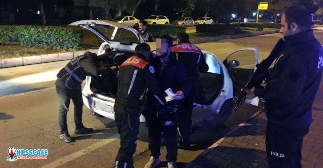 Antalya'da sürücülere 3.5 saatte 147 bin TL ceza kesildi!