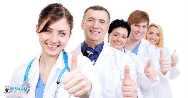 KPSS'siz Yüzlerce Sağlık Personeli Alınıyor! İşte Başvuru Şartları...