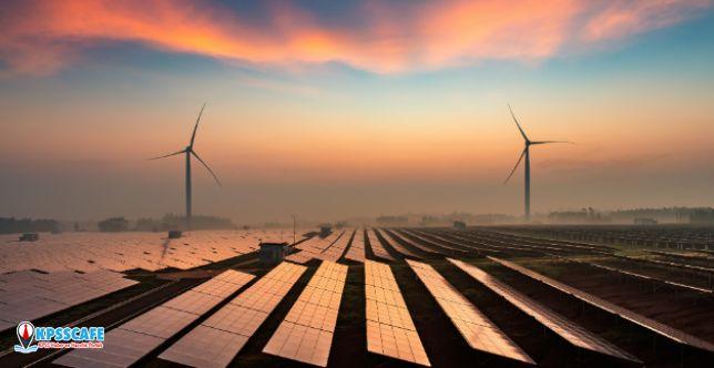 Türkiye'nin Yenilenebilir Kaynaklardan Elektrik Üretimi Toplam Elektrik Üretiminin Yarısına Ulaştı