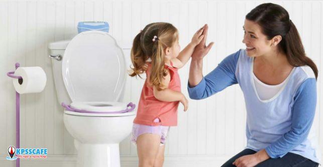 Çocuğunuz Tuvalete Koşarak Ya da Son Dakika Gidiyorsa Dikkat!
