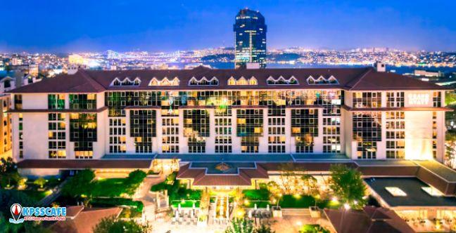 Grand Hyatt İstanbul'da Yeni Yıla Keyifli ve Lezzetli Bir Başlangıç