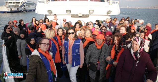 Türk ve göçmen kadınlar, kadınlara yönelik şiddete son dedi!