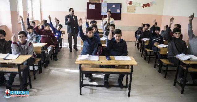 Okullarda Suriyeli öğrenci sayısı Türk öğrenci sayısını geçti!