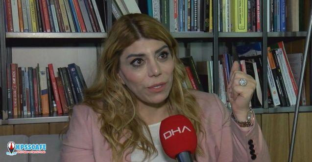 Kayserispor Başkanı Berna Gözbaşı: Ben ofsaytı nereden bileyim, oyuncu bilsin, hakem bilsin!