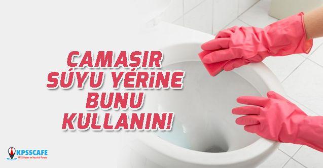 Tüm Bakterilerde Çamaşır Suyu Yerine Bunu Kullanın!