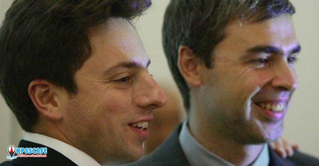 Google kurucuları Page ile Brin CEO'luğu bırakıyor!