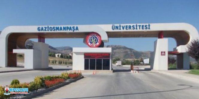 Tokat Gaziosmanpaşa Üniversitesi Personel Alıyor! İşte Başvuru Şartları...