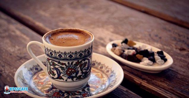 Türk kahvesiyle ilgili yapılan araştırmadan: En çok Marmara'da, en az Güneydoğu Anadolu'da içiliyor