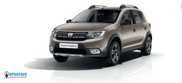 Dacia'da Aralık ayında sıfır faiz fırsatı!