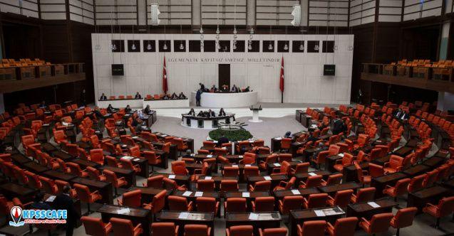 Meclis'e 9 yeni fezleke gönderildi!