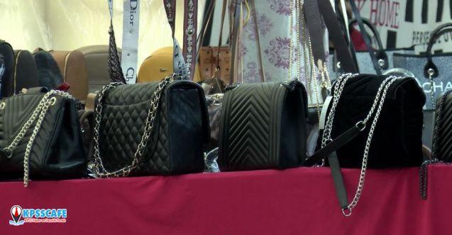 Bu çantalar pazarda 2 bin 600 lira: 'Bu tezgahçıların kadınları üzmeye hakkı yok'